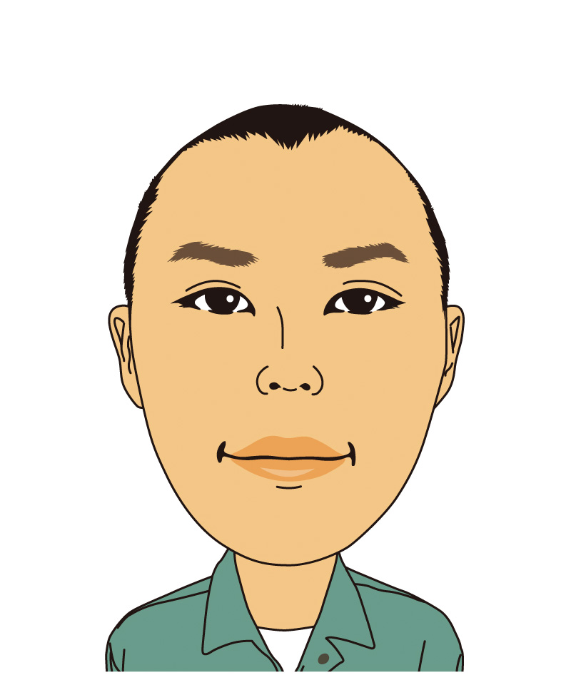 高松謙次_nigaoe